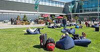 観光名所、クライストチャーチ空港 〜 ニュージーランド